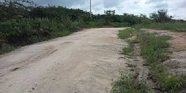 Espacinha-CE-Estrada para o Recanto-Foto:Narcelio A