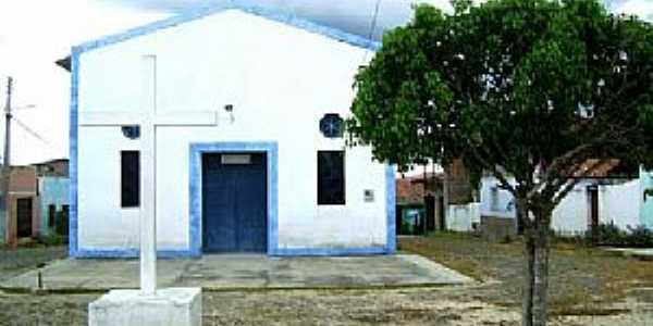 Espacinha-CE-Igreja de Santa Luzia-Foto:Antonio Jo