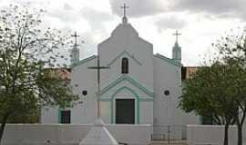 Esperança - Esperança-CE-Igreja Católica do Distrito-Foto:Antônio Carlos Alves
