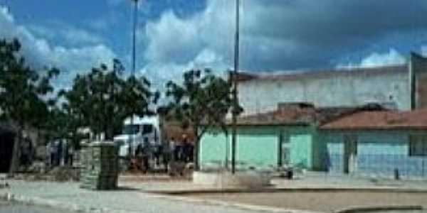 Esperança-CE-Centro da Vila-Foto:Lindomar Rodrigues