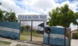 Feiticeiro - Escola Estadual de Feiticeiro , Por Gilson de Lima Moraes