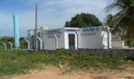 Feiticeiro - estação de tratamento de água, Por gracielle