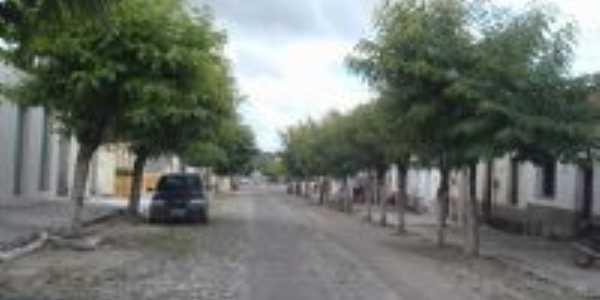 Rua Principal de Feiticeiro, Por Gilson de Lima Moraes