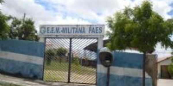 Escola Estadual de Feiticeiro , Por Gilson de Lima Moraes