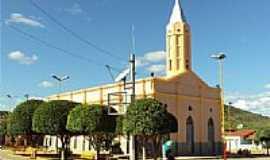 Feitosa - Igreja Matriz-Foto:artur feitosa