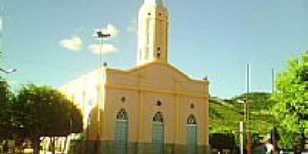 Igreja de Vila Feitosa-Foto:arturfeitosa