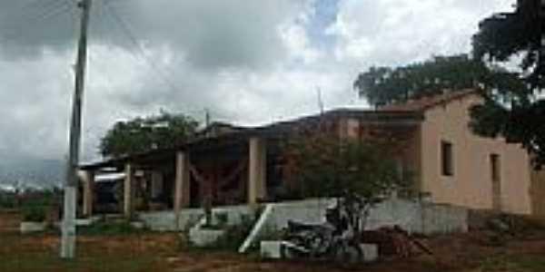 Casa de fazenda em Felizardo-Foto: Jose Fraterno