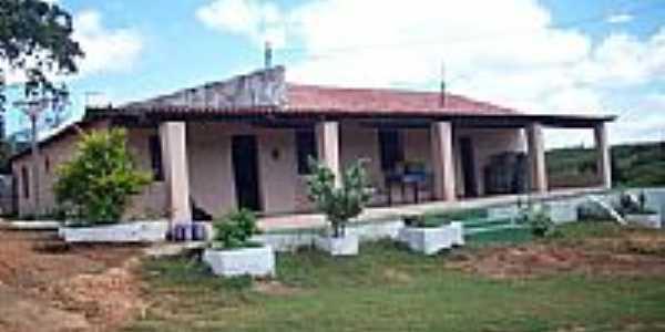 Casa Sede de fazenda-Foto: Jose Fraterno