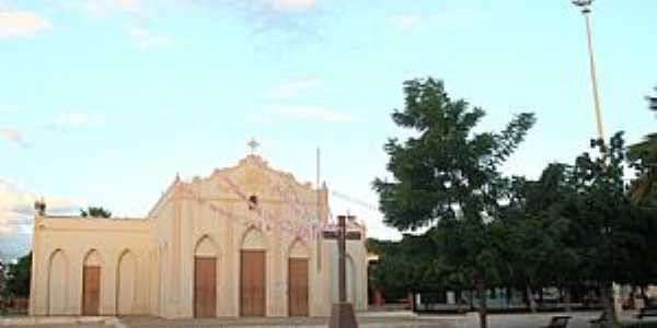 Flores-CE-Igreja do Distrito-Foto:diariodonordeste.