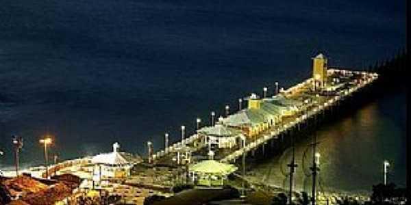 Fortaleza-CE-Vista aérea da Plataforma-Foto:www.facebook.com