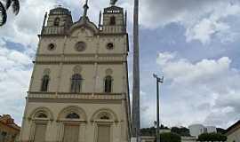 Palmeira dos �ndios - Palmeira dos �ndios-AL-Catedral de N.Sra.do Amparo-Foto:Sergio Falcetti