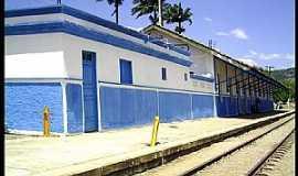 Palmeira dos Índios - Palmeira dos Índios-AL-Estação Ferroviária reformada em 2008-Foto:Cristiano Soares