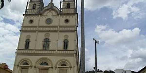 Palmeira dos Índios-AL-Catedral de N.Sra.do Amparo-Foto:Sergio Falcetti