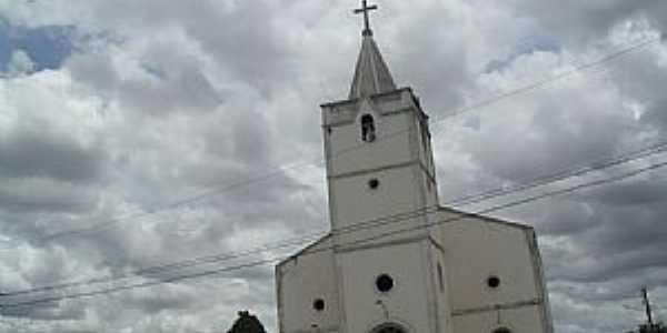 Palmeira dos Índios-AL-Igreja de São Cristóvão-Foto:Sergio Falcetti