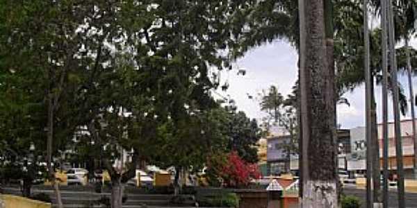 Palmeira dos Índios-AL-Praça da Independência-Foto:Sergio Falcetti