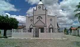 Garças - Igreja da Assembléia de Deus-Foto:Zibeão Ribeiro