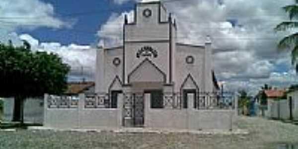 Igreja da Assembléia de Deus-Foto:Zibeão Ribeiro