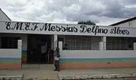General Sampaio - E.M.E.F.Messias Delfino Alves na localidade de São João em General Sampaio-Foto:nildo2012.blogspot.