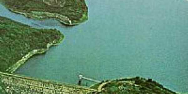 Barragem em General Sampaio-Foto:Elisan