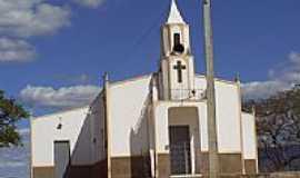 Graça - Igreja da Caratininga em Graça-Foto:Alessandro Frota