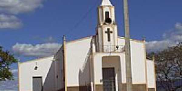 Igreja da Caratininga em Gra�a-Foto:Alessandro Frota
