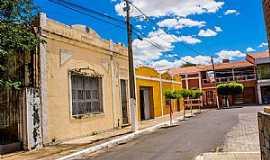 Granja - Granja-CE-Casario na Rua José de Alencar-Foto:ARAGÃO