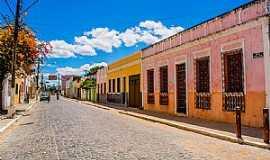 Granja - Granja-CE-Casario na Rua Pessoa Anta-Foto:ARAGÃO