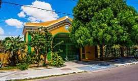 Granja - Granja-CE-Escola Pública Dona Sinhá-Foto:ARAGÃO