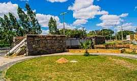 Granja - Granja-CE-Marco da antiga Via Férrea-Foto:ARAGÃO
