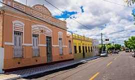Granja - Granja-CE-Patrimônio Histórico no centro da cidade-Foto:ARAGÃO