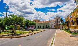 Granja - Granja-CE-Praça no centro da cidade-Foto:ARAGÃO