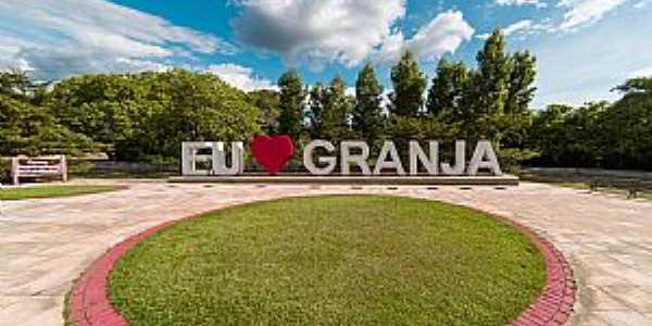 Imagens da cidade de Granja - CE