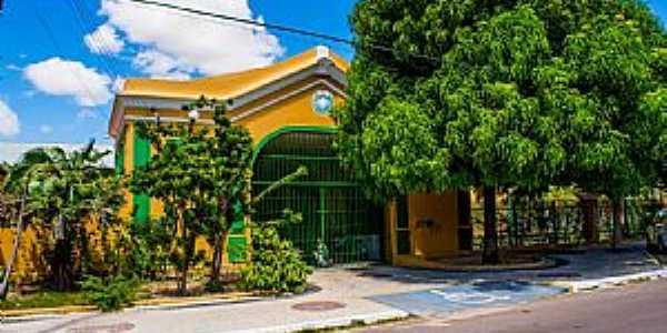 Granja-CE-Escola Pública Dona Sinhá-Foto:ARAGÃO
