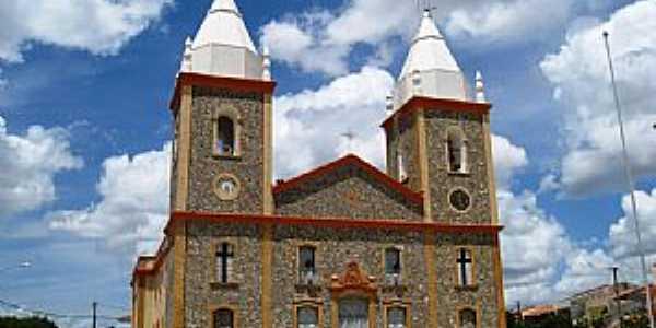 Granja-CE-Matriz de São José-Foto:Francisco Edson Mendonça