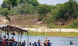 Groairas - Balneário no Rio Acaraú
