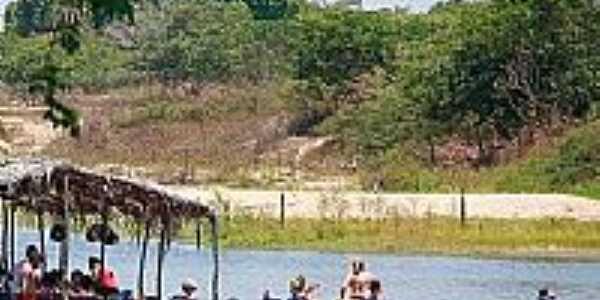 Balneário no Rio Acaraú