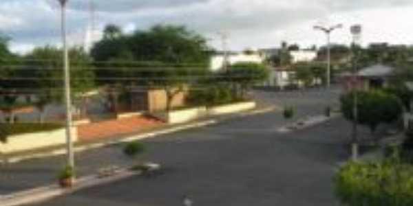 Praça Principal de Groaíras, Por Montegômero Ximenes