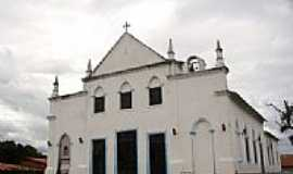 Guaiúba - Igreja Matriz da Sagrada Familia foto Vicente A. Queiroz