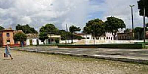 Praça por Mardonio Carvalho