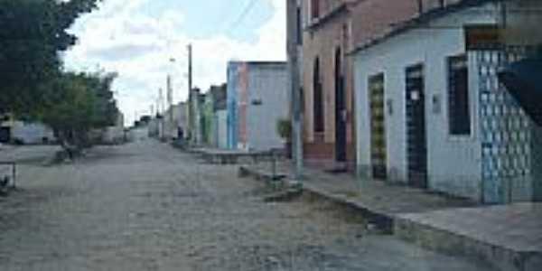 Rua de casarios por Jairo SilaS
