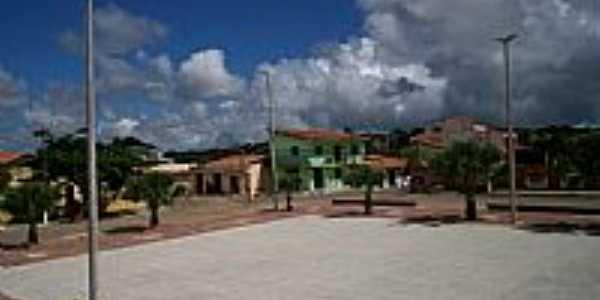 Guaraciaba do Norte-CE-Praça de Eventos-Foto:darlanblue