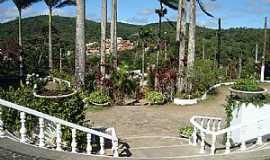 Guaramiranga - Guaramiranga-CE-Praça e vista da cidade-Foto:Vania dias