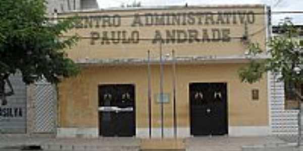 Prefeitura Municipal de Pariconha-AL-Foto:Sergio Falcetti