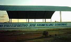 Guassossé - Ginásio de Esportes-Foto:emanuelgunner