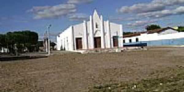 Igreja da Imaculada Conceição-Foto:Toninho-Guassussê