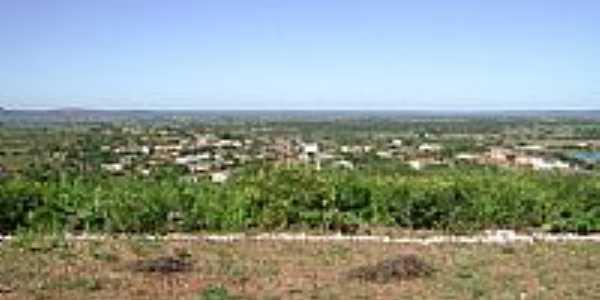 Vista da cidade-Foto:Toninho-Guassussê