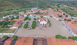 Guia - Guia-CE-Vista do centro do Distrito-Foto:historiadeboaviagem.com.br/guia
