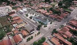 Horizonte - Horizonte-CE-Vista da área central-Foto:Haeldo