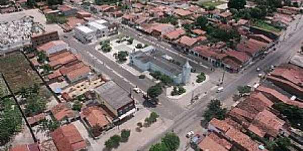 Horizonte-CE-Vista da área central-Foto:Haeldo