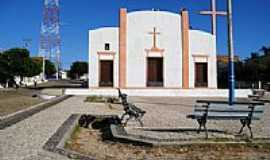 Ibaretama - Igreja de N.Sra.Auxiliadora-Foto:Francisco Edson Mend…
